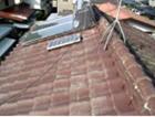 屋根セメント瓦劣化