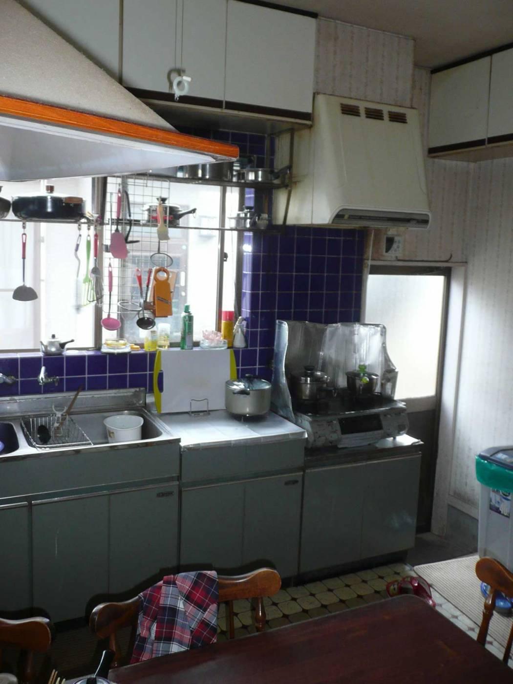 z009キッチン施工前