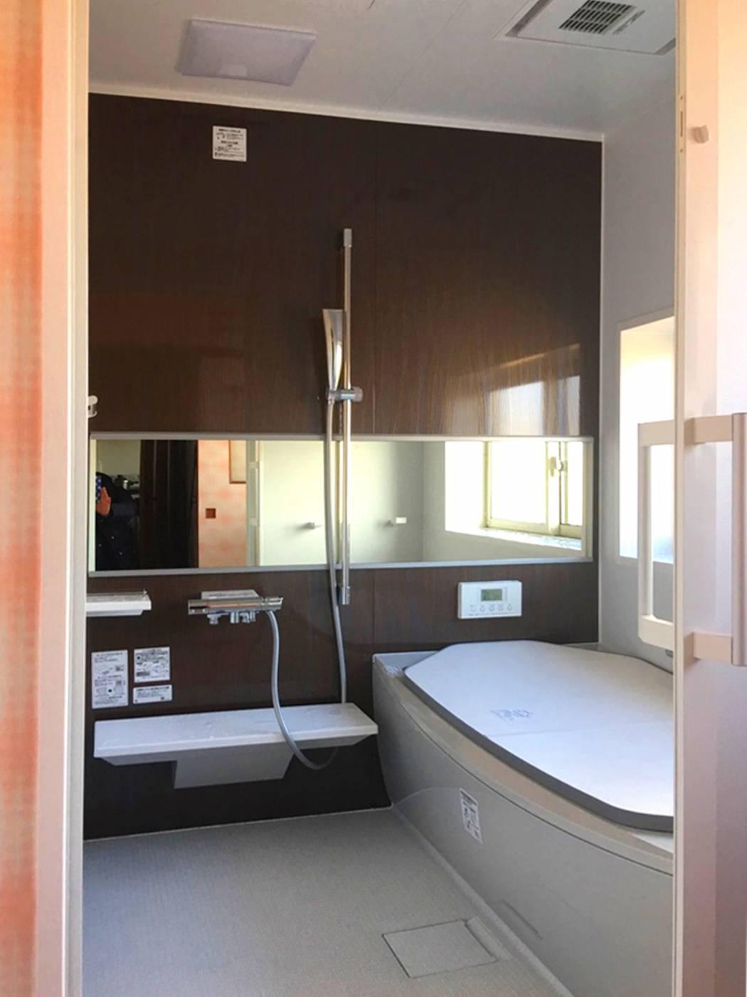 b023浴室 施工後
