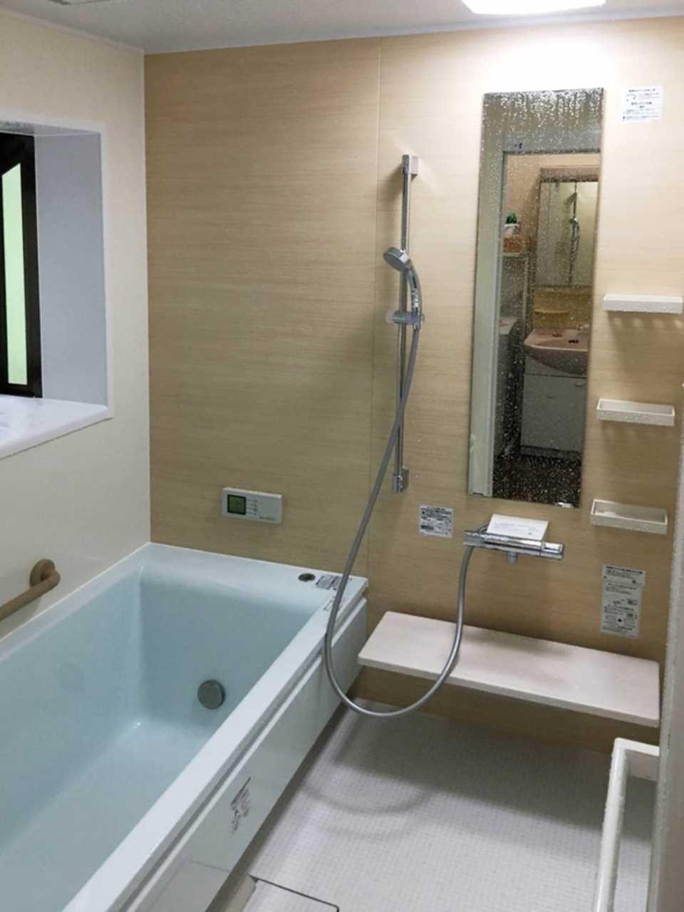 b026浴室 施工後