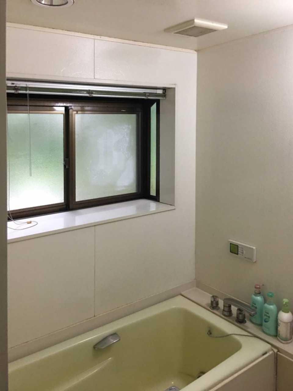 b026浴室 施工前