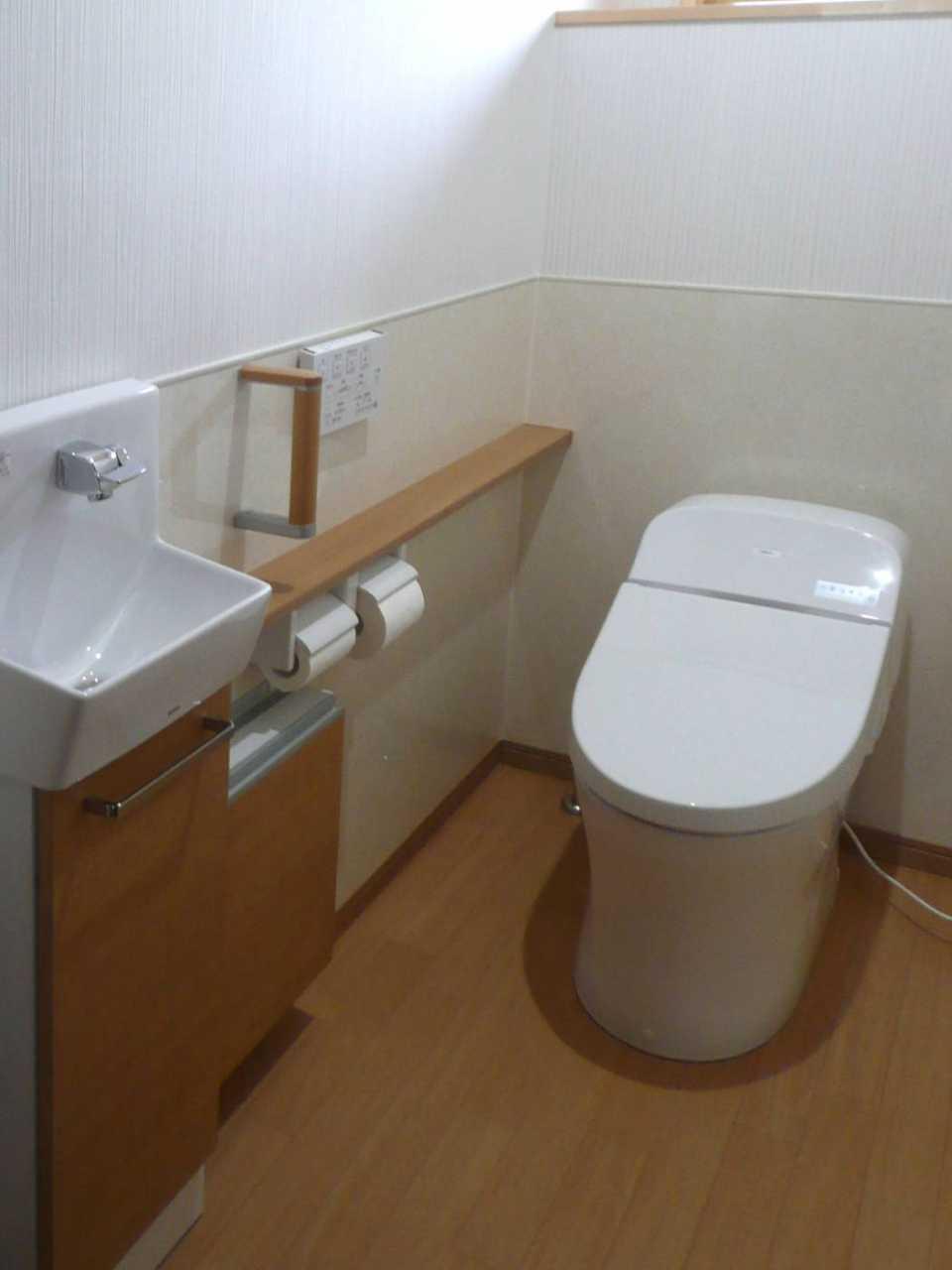 トイレ 施工後1