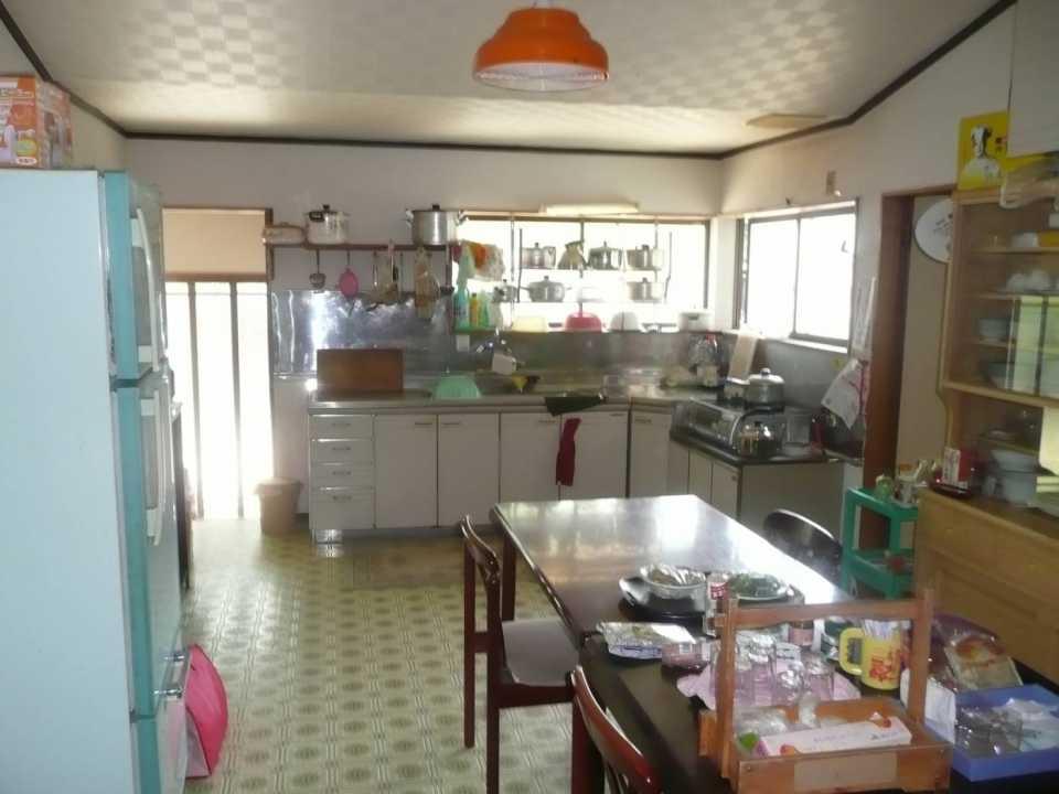 キッチン 施工前