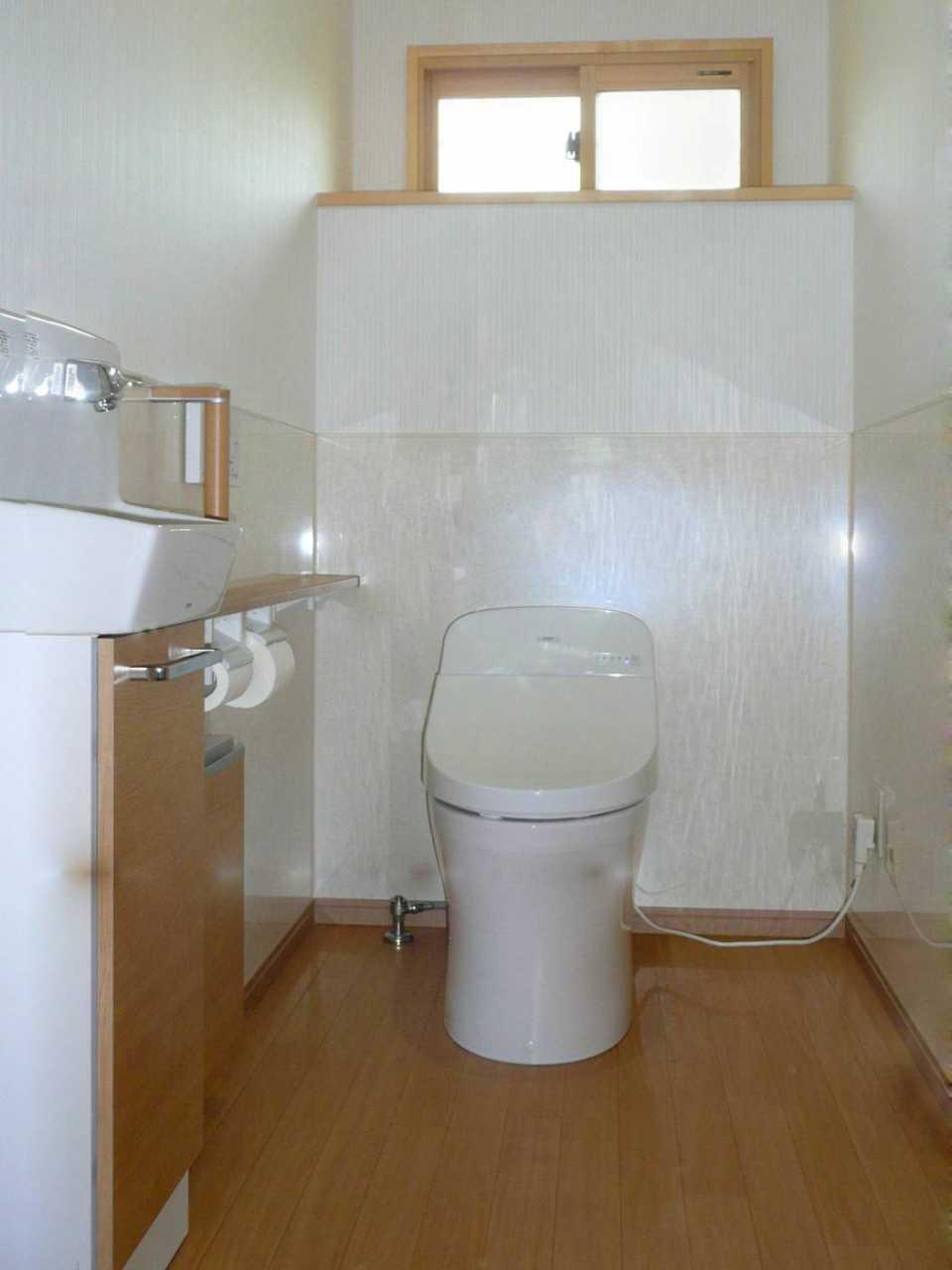 トイレ 施工後2