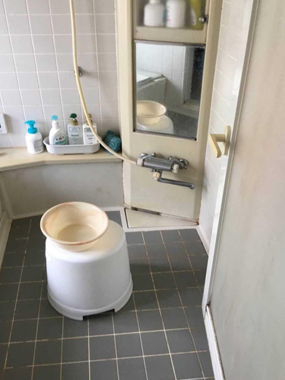 b025浴室 施工前2