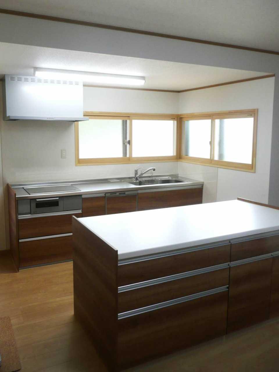 キッチン 施工後2