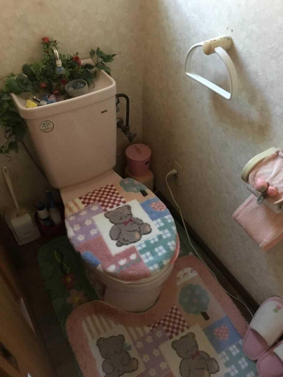 t051トイレ 施工前1
