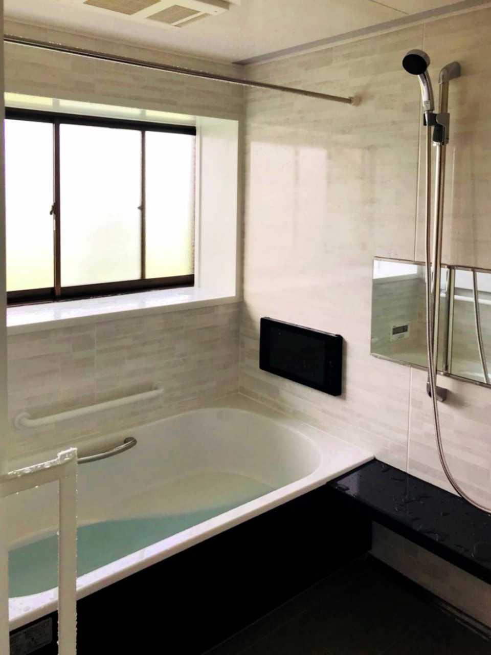 b041浴室 施工後①