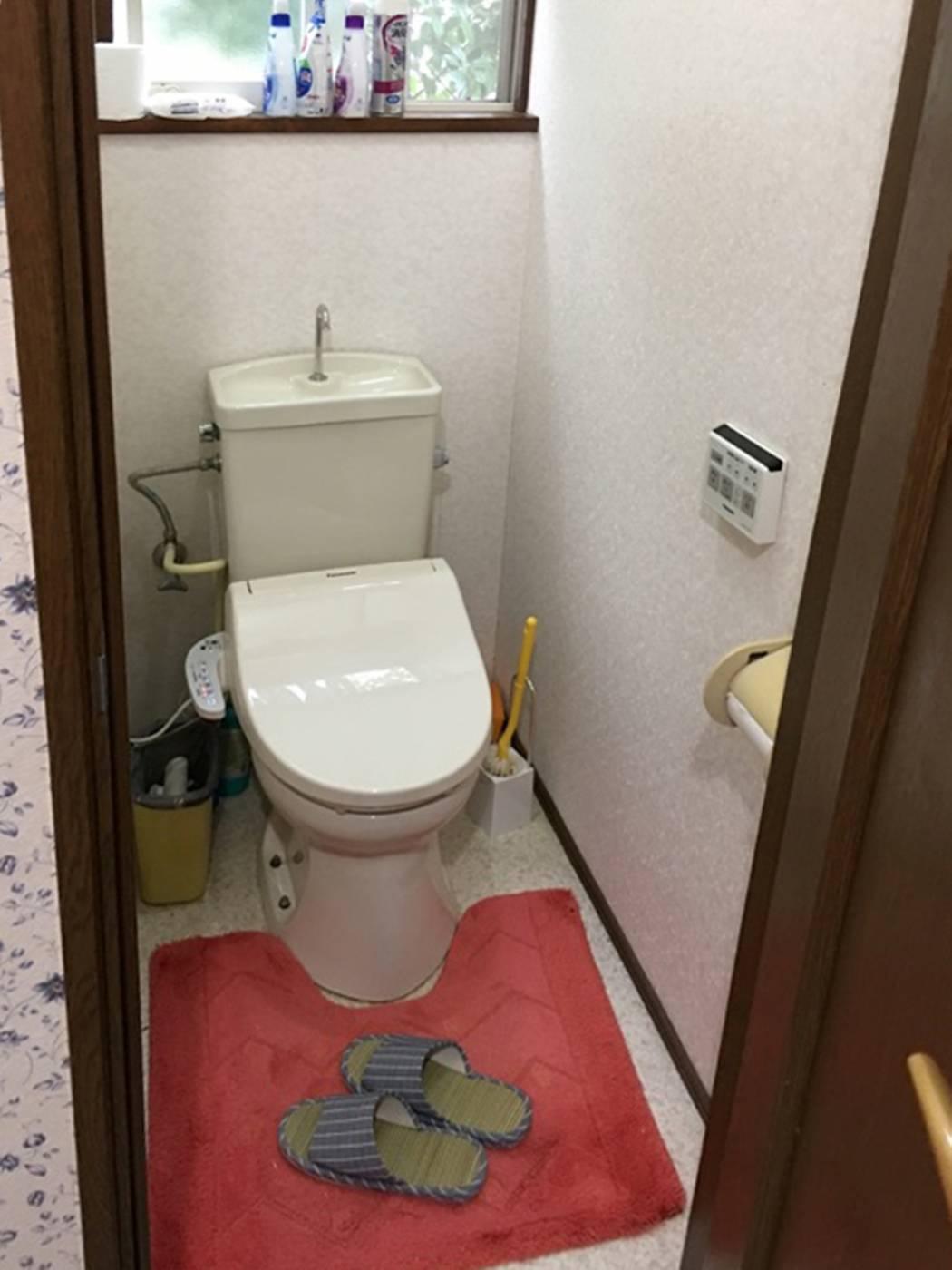 z016トイレ 施工前