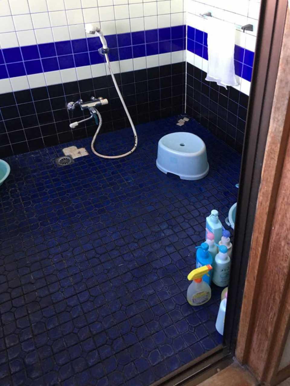 b041浴室 施工前②