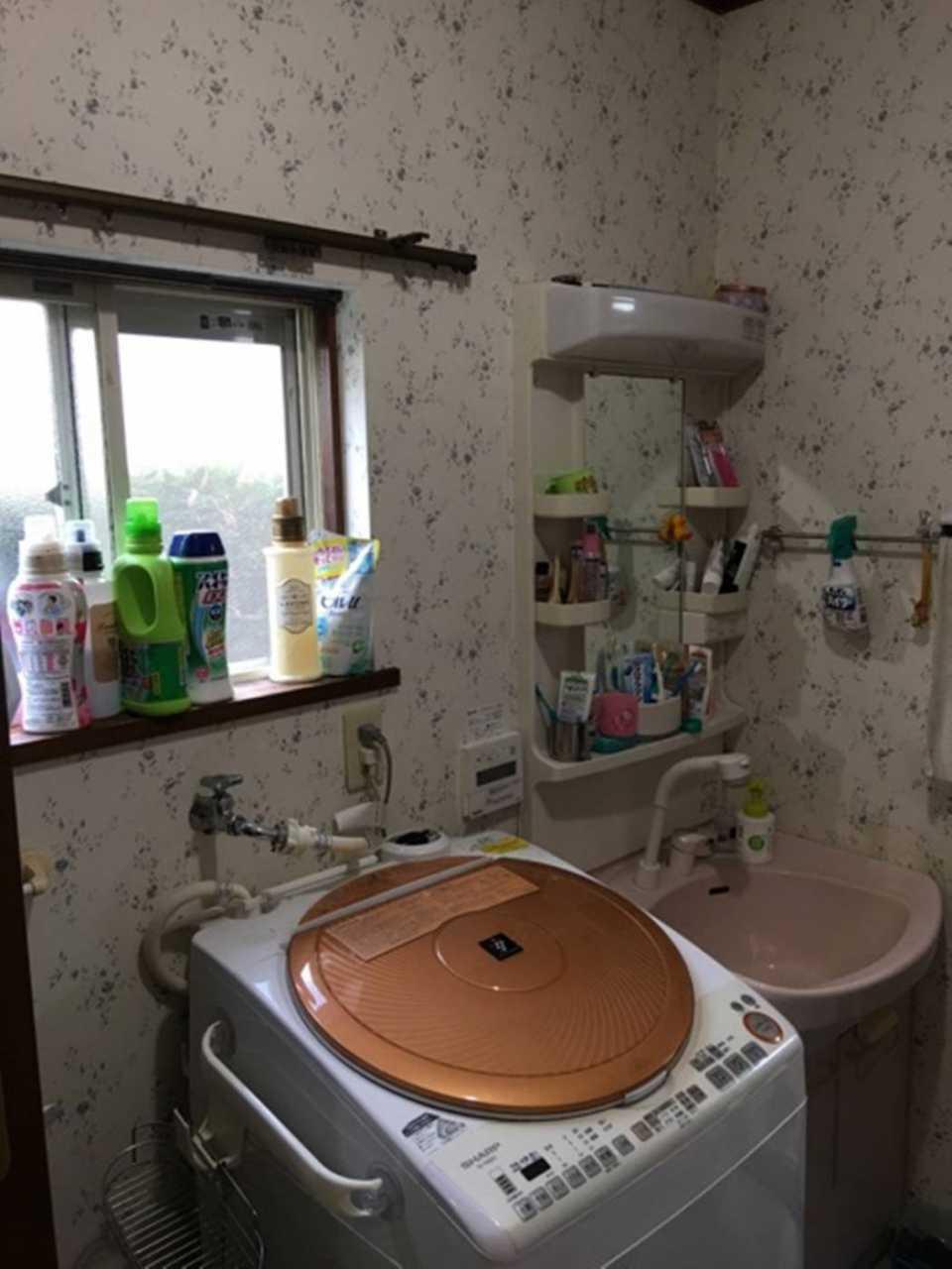 z016洗面 施工前
